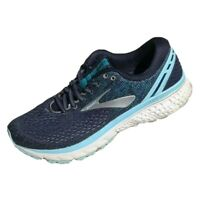 Brooks Ghost 11 Running Shoes Womens Size 9 B Blue