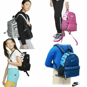 Nike JDI JUST DO IT Mini Backpack Boys Girls School  Kids Junior Rucksack PE Bag