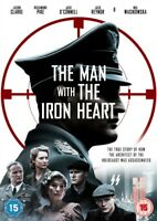 NEW The Man With The Iron Heart DVD