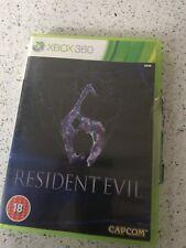 360 GAME - RESIDENT EVIL 6 - XBOX 360