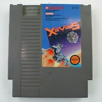Xevious NES Nintendo Good - Tested & Works - Fast Free Shipping! 8C
