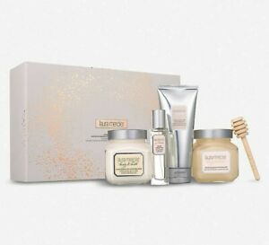 NEW - LAURA MERCIER Luxe Indulgence Almond Coconut Milk - Body Collection Gift