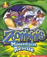 Zoombinis: Mountain Rescue (Windows/Mac, 2001), VG