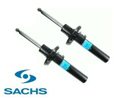 VW CADDY 10-16 FRONT SHOCK ABSORBER PAIR **BRAND NEW OEM GENUINE SACHS**