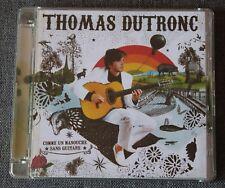 Thomas Dutronc, comme un manouche sans guitare, CD