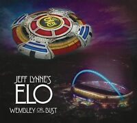 JEFF LYNNE'S ELO Electronic Light Orchestra WEMBLEY OR BUST 2 CD SET Gift Idea
