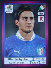 Panini 329 Alberto Aquilani Italien EURO 2012 Poland - Ukraine