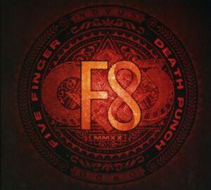 FIVE FINGER DEATH PUNCH - F8    CD NEU