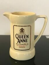 Vintage Wade Whiskey Water Jug. Queen Anne Rare Scotch Whisky Pub Collectible