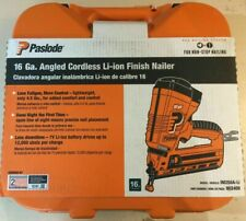 Brand New Paslode 902400 Cordless 16g Angled Lithium Ion Finish Nailer