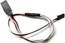 C3001-3 30 cm 22AWG Compatible Futaba Servo Conector y Cable de extensión 300 mm