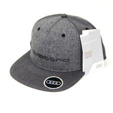 UNISEX Baseball Cap Baseballcap Mütze Audi quattro grau 3131700800