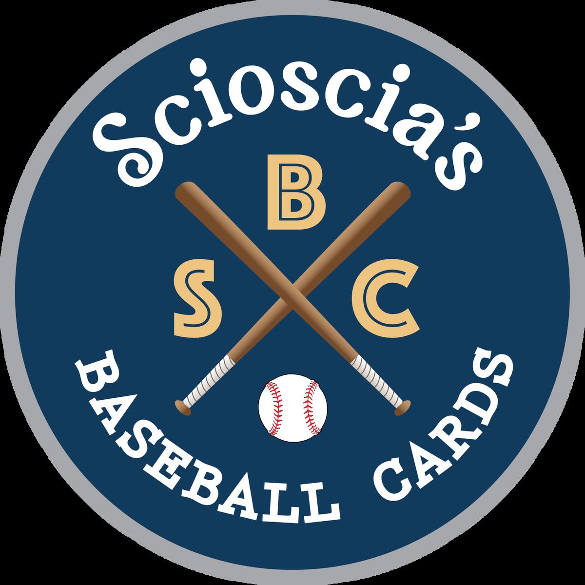 Scioscia's Baseball Cards