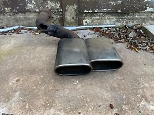 MK7 Ford Transit Sport. Genuine Exhaust Tip