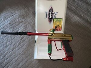 Rasta Angel A1 fly!! Great condition, rebuilt ram and booster bolt