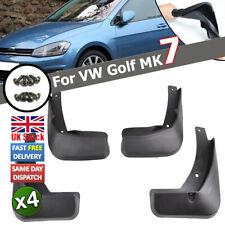 4Pcs Mud Flaps Splash Guards For VW Golf 7 Mk7 7.5 2013-2018 Mudguards Fender