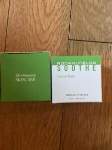 TWO Soothe MaskS For Sensitive Skin Rodan And +feilds