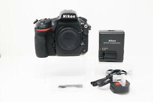 Nikon D810 36.3MP DSLR Camera (154,995 Shots Taken) Body Only - Good Condition