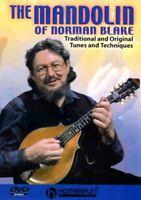 The Mandolin Of Norman Blake [DVD] [NTSC] -  CD 10LN The Fast Free Shipping