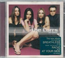 CD ALBUM 15 TITRES--THE CORRS--IN BLUE--2000