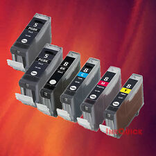 6 PGI-5/CLI-8 INK FOR CANON iP4200 iP4500 MP500 MP960