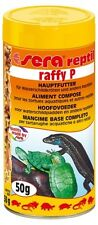 Food Raffy P 1.8oz 8.5oz Food for Aquatic Turtle and other Reptiles