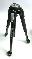 Manfrotto MT190XPRO3 Aluminum 3-Section Camera Tripod Used