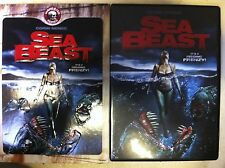 Corin Nemec SEA BEAST  ~ 2008 Horror | Region 1 DVD with slipcover