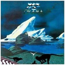 *NEW* CD Album Yes - Drama (Mini LP Style Card Case)