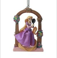 NEW Disney Rapunzel Tangled Fairytale Moments Sketchbook Christmas Ornament