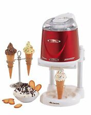 ARIETE 634 Soft Ice Cream Maker Party Time - Macchina Gelato Soft 22W cestello1L