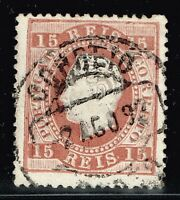 Portugal SC# 38a, Used, Perf 13.5 - Lot 112215