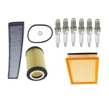 For BMW E46 X3 323Ci Tune Up Kit Filters Air Cabin Engine & Plugs High Quality
