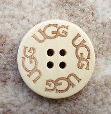 Botas ugg bailey botón de color beige/natural X 1-Nuevo