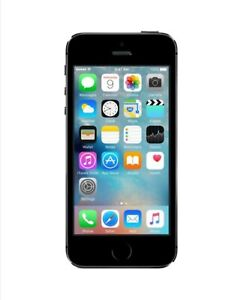 APPLE iPHONE 5c -  8GB Silver Mobile Smartphone Fully Functional Unlocked Sprint