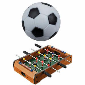 32mm Mini Soccer Table Foosball Ball Football Indoor Game Entertainment N2S9