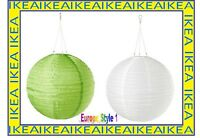 "IKEA SOLVINDEN LED SOLAR-POWERED PENDANT LAMP FOR DECORATION D 12 "" X H 11 """