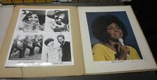 Apollo Theater Press/Photo kit. Nancy Wilson, Persuaders, Billy Paul