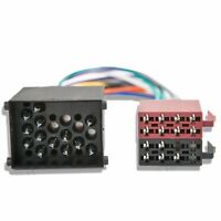 Landrover Freelander ISO Stereo Car Audio Head Unit Harness Adaptor Wiring Lead