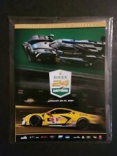 2021 Rolex 24 Hour At Daytona Official Program