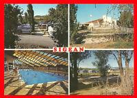CPM-11- SIGEAN - Camping Municipal - ( Postal- varias vistas )