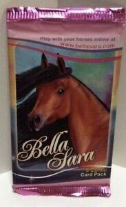 Bella Sara series 1 card game