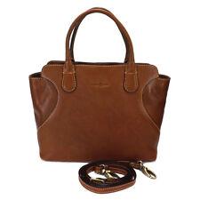 Gianni Conti Medium Grab Handle Bag - Style: 913187- Italian leather - BNWT