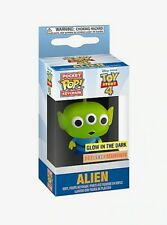 Funko Pocket Pop Disney Toy Story 4 Alien Keychain Glow in the Dark UK Seller