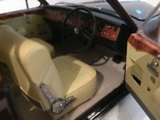 """Rolls Royce SS MPW (RHD) Dans Rouge Bordeaux par Paragon modèles par 98204R en""""' 1:18"""