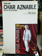 "Bandai x Hottoys 1/6 Action Figure ""Char Aznable"" Civilian Clothes Version"