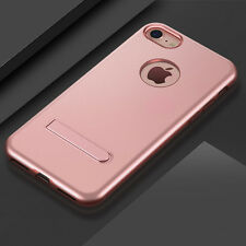 For iPhone 7/7 Plus Kickstand Case Shockproof Protective Hard Back Cover Mosafe®