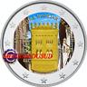 2 Euro Commémorative Espagne 2020 en Couleur Type A - Architecture Aragon