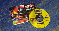 Psycho Pinball Flipper KLassiker mit Handbuch PC Rarität !!!! KULT