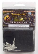 Warmachine Mercenaries Harlan Versh, Illuminated One Character Solo PIP 41081